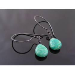 Russian Amazonite Earrings