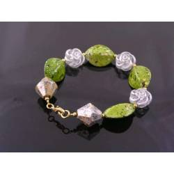 Chunky Acrylic Bracelet