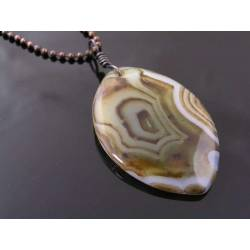 Large Agate Necklace