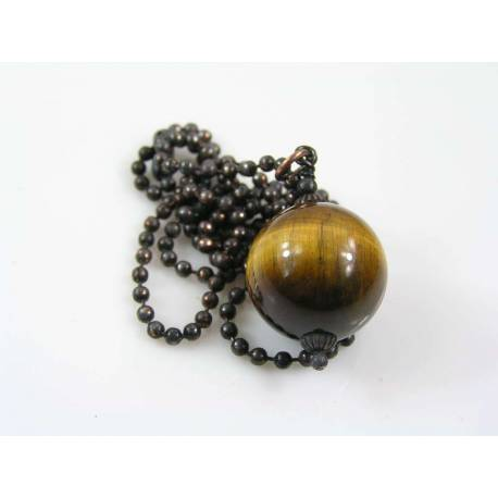 Tiger's Eye Necklace