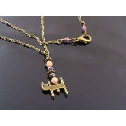 Really Cute Cat Necklace