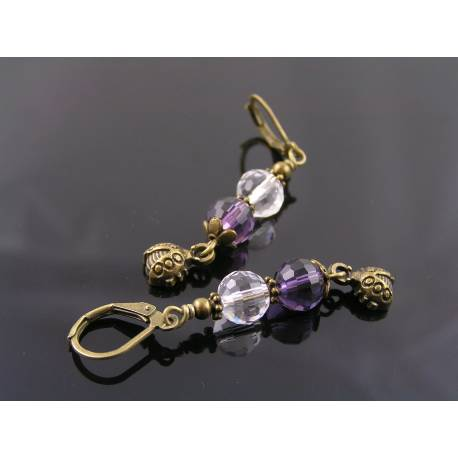 Good Luck Ladybird Earrings