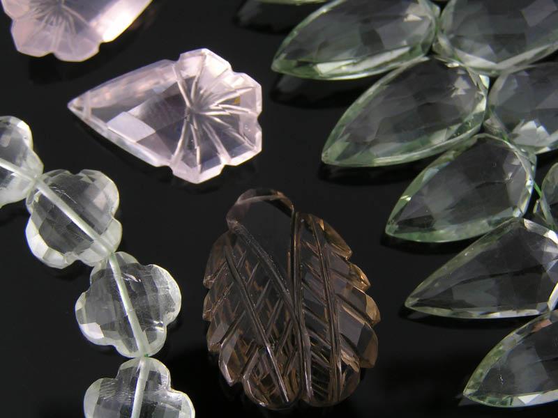 Carved Gemstone