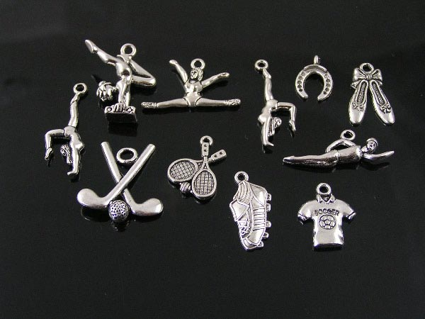 Sport Themed Charms