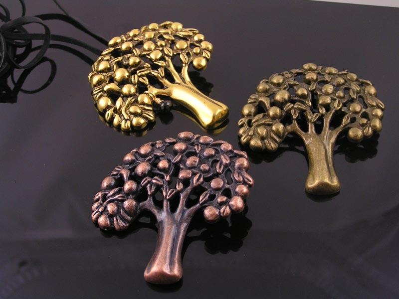 XL Tree Pendants