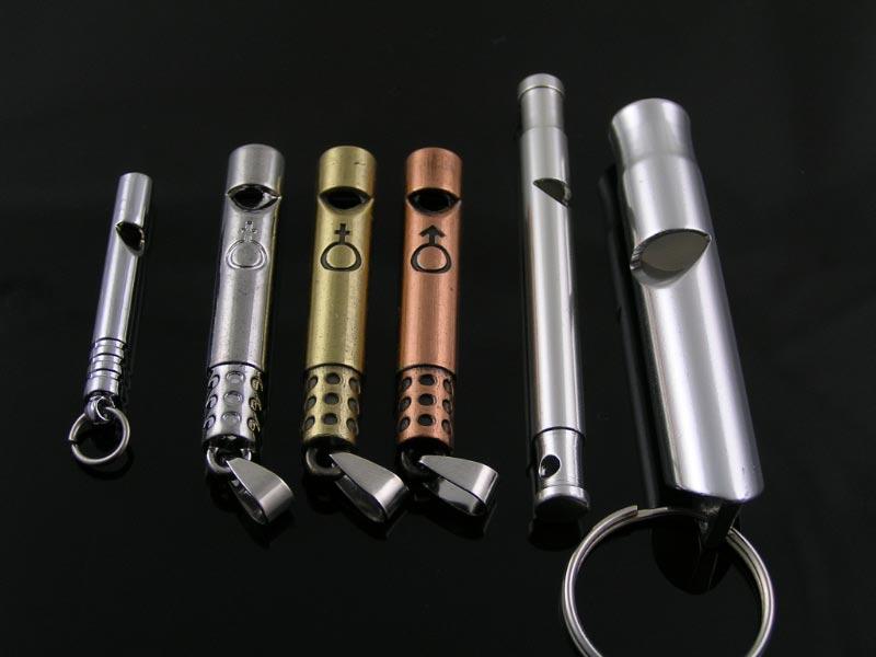 Whistle Pendants