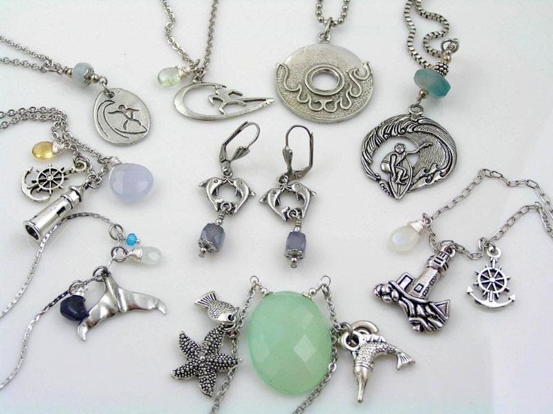 Ocean jewellery