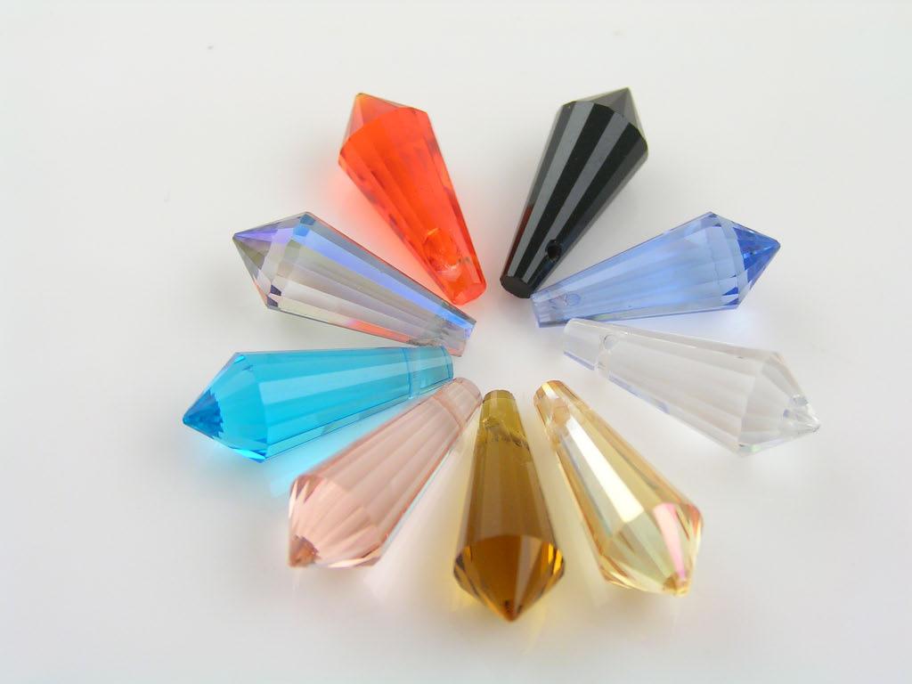 Baroque Crystal Drops