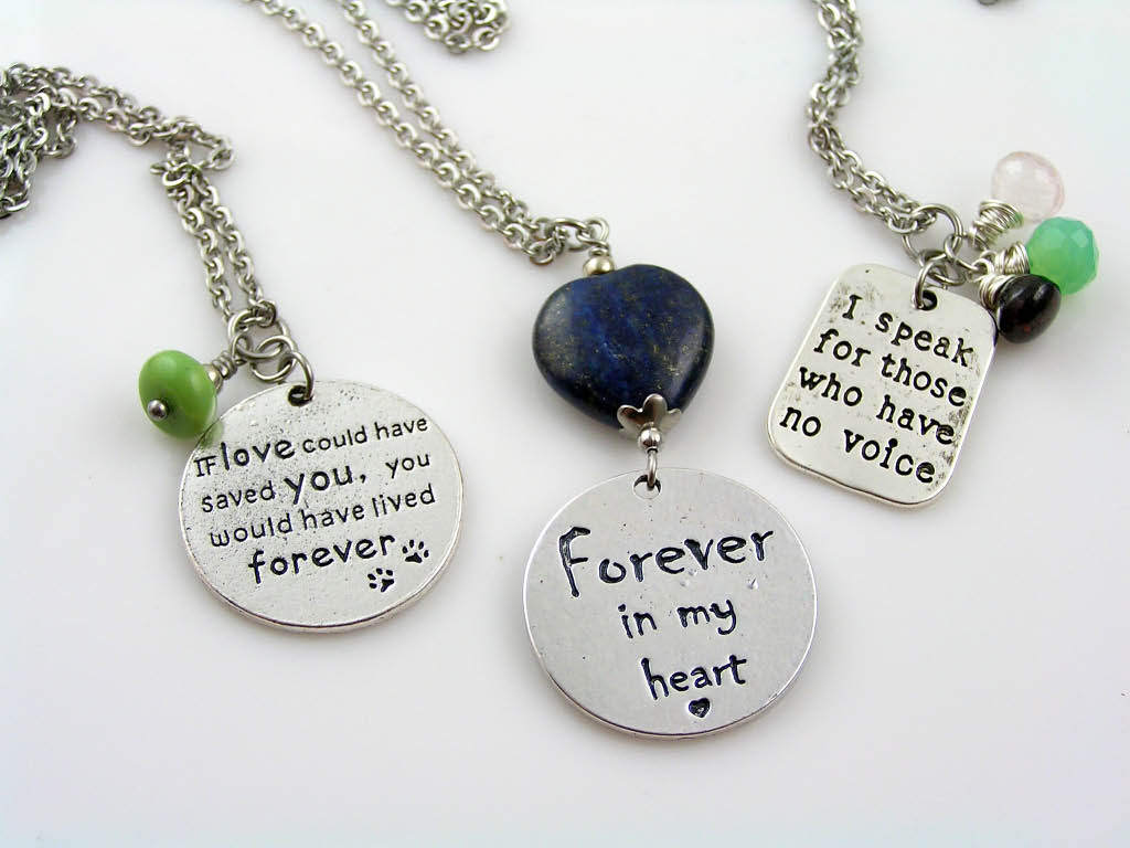 Pet Jewelry, Loss of a Loved One