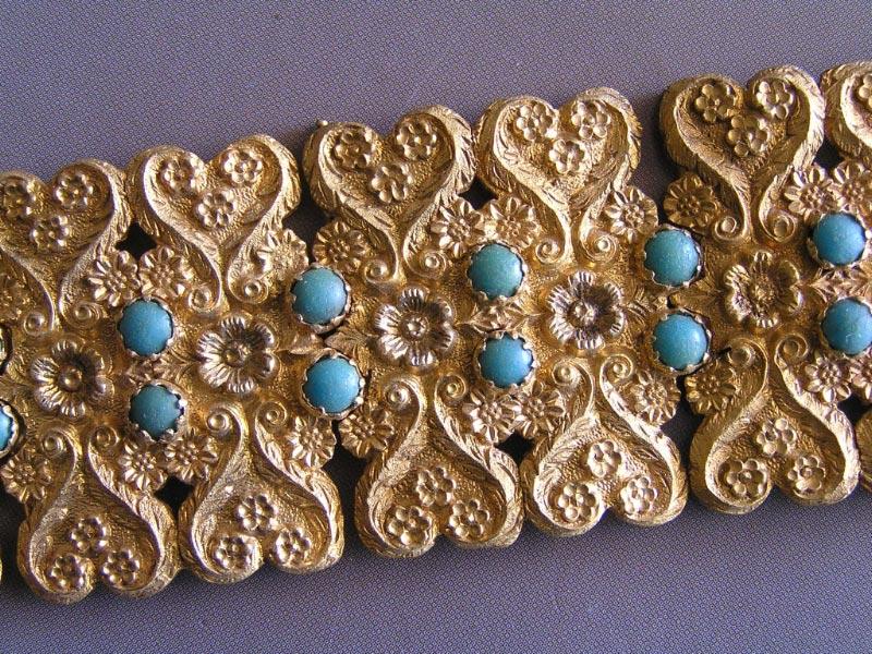 Pinchbeck Bracelet