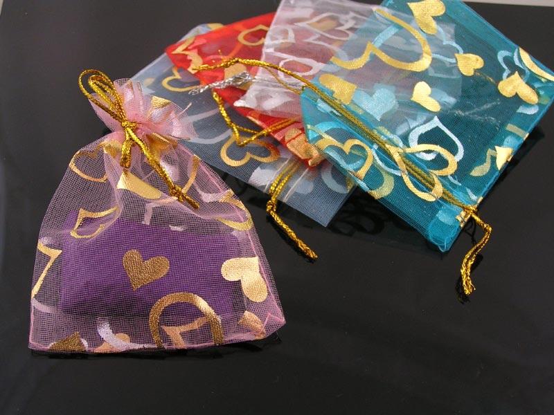 Organza Bag Gift Wrapping