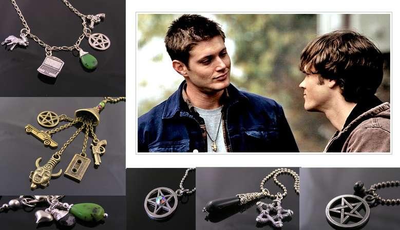 Supernatural Jewellery