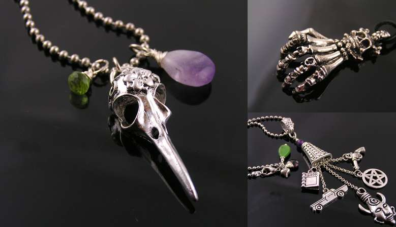 Supernatural and Gothic Jewellery