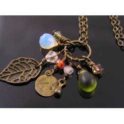 Astrological Star Sign Charm Necklace