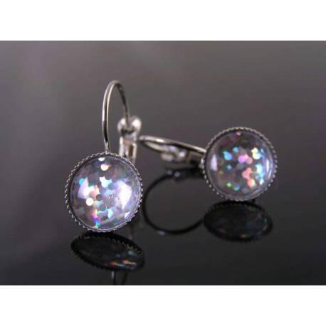 Sparkling Sleeper Earrings