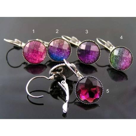 Sparkling Earrings, Ear Cuffs, Ear Clips