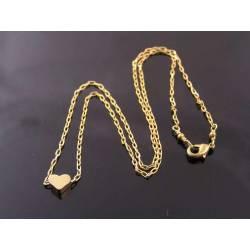 Golden Dot Necklace