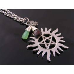 Anti-Possession Necklace, Supernatural