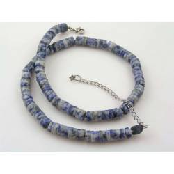 Sodalite Sterling Silver Necklace