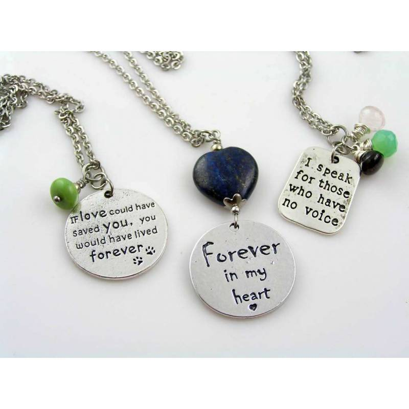 Forever in my heart necklace with lapis lazuli heart personalised necklace with lapis lazuli heart forever in my heart aloadofball Gallery