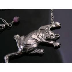 Large Cat Necklace
