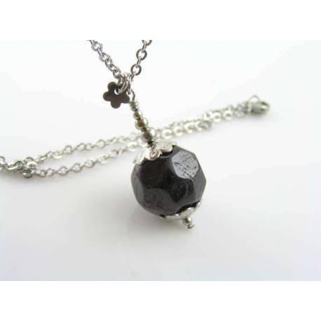 Garnet Gem Necklace