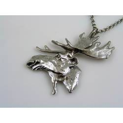 Moose Necklace, Supernatural