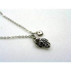 Grape Charm Necklace