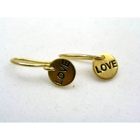 Love Charm Earrings
