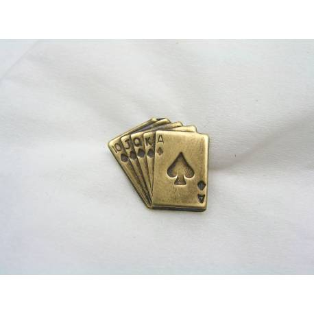 Playing Cards, Tie Tack
