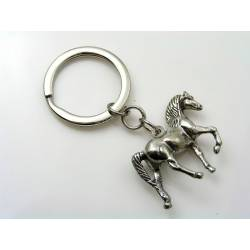 Key Ring with Horse