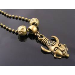 Supernatural Protection Necklace, Dean's Necklace