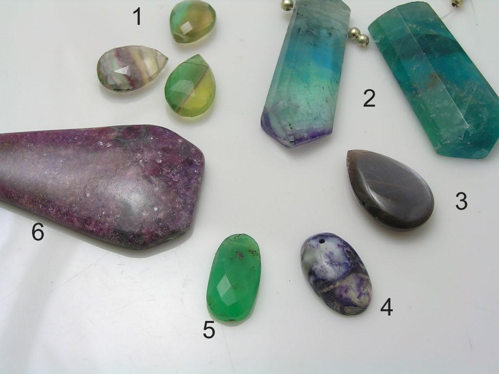 Unusual Gemstones