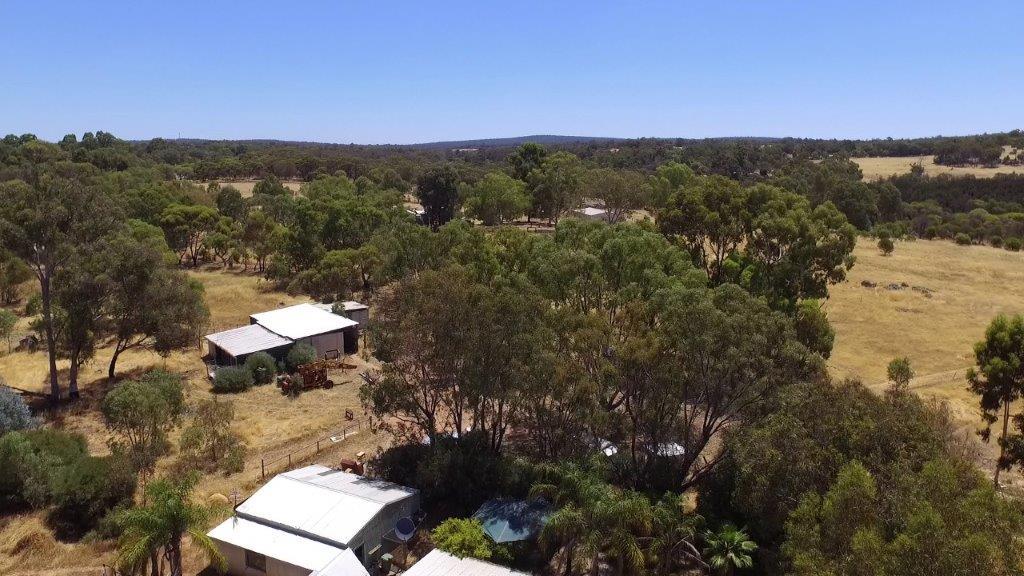 21 acres property