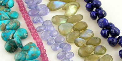 New gemstones have arrived