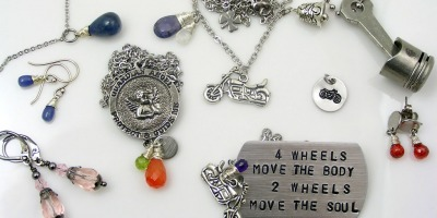 Jewellery for Motorcycle Fans