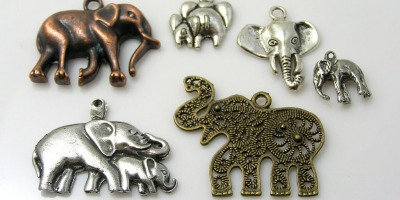 Elephants - Jewellery for Strength and Good Luck