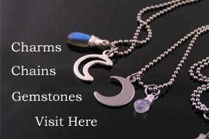 Photo Gallery - Charms, Chains and Gemstones for Custom Orders